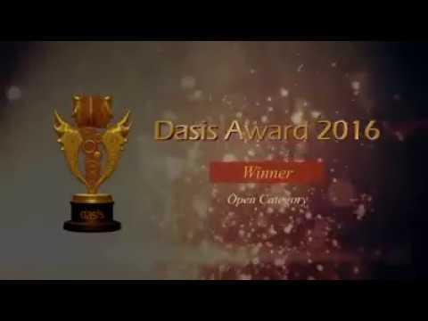 2016 Dasis Award