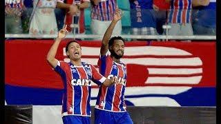 Bahia 1 x 0 Cruzeiro - MELHORES MOMENTOS  - Brasileirão 08/06/2017