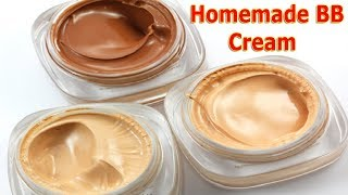 How to Make Bb Cream At Home Naturally / Skin Whitening Cream Tips and Tricks