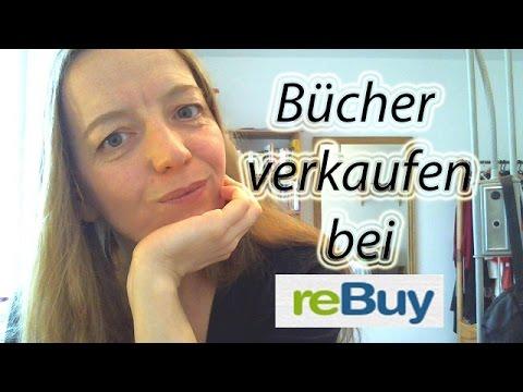 Bücher verkaufen bei Rebuy.de // MINIMALISMUS