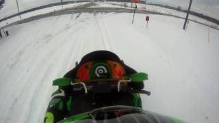 8. Arctic cat F6