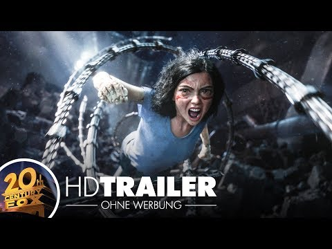 Alita: Battle Angel | Offizieller Trailer 2 | Deutsch HD German (2018)