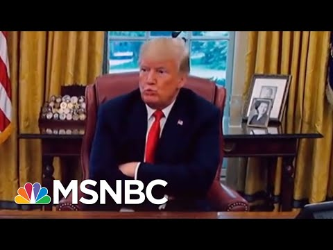 Hayes: President Donald Trump Terrified He Has 'Rat' In His Midst | All In | MSNBC (видео)