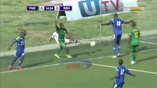 Azam TV - ASFC; FULL HIGHLIGHTS: YANGA SC 2-0 REHA FC