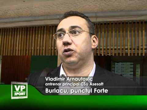 Burlacu, punctul Forte