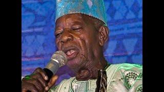 93 year old Adewole Onílù Ọlà Shines at African Drum Festival Abẹ́òkúta!