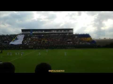 Fecha 1 - Sportivo Luqueño 0-1 Olimpia - Recibimiento - Chancholigans - Sportivo Luqueño
