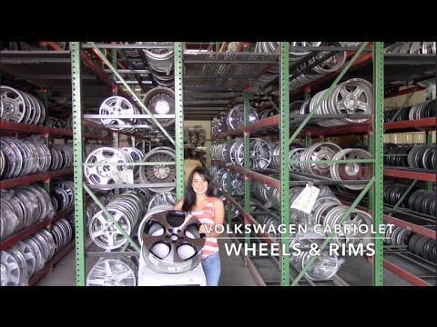 Factory Original Volkswagen Cabriolet Rims & OEM Volkswagen Cabriolet Wheels – OriginalWheel.com