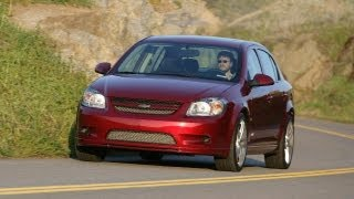 2009 Chevrolet Cobalt SS - CAR And DRIVER