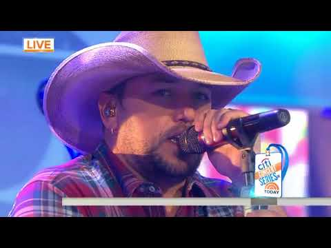 Video Watch Jason Aldean perform 'You Make It Easy' live download in MP3, 3GP, MP4, WEBM, AVI, FLV January 2017