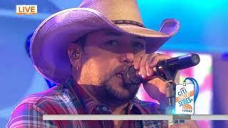 Watch Jason Aldean perform 'You Make It Easy' live