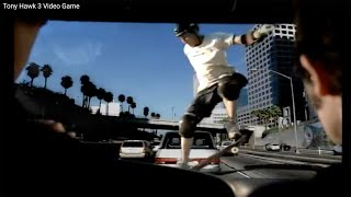 Tony Hawk 3 Video Game - Activision