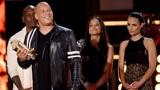 Nonton Vin Diesel Pays Tribute to Paul Walker For Generation Award Speech at MTV Movie & TV Awards Film Subtitle Indonesia Streaming Movie Download