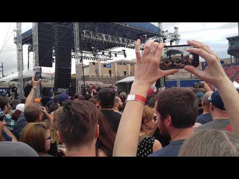 Edgefest 2017. Toadies Tyler (видео)