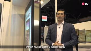 [ISE2016]LG Booth_Outdoor Solution_LG-MRI