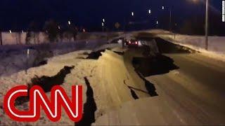 Video Scenes of chaos as 7.0 earthquake rocks Alaska MP3, 3GP, MP4, WEBM, AVI, FLV Desember 2018