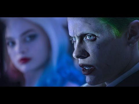 the joker by jared leto - suicide squad