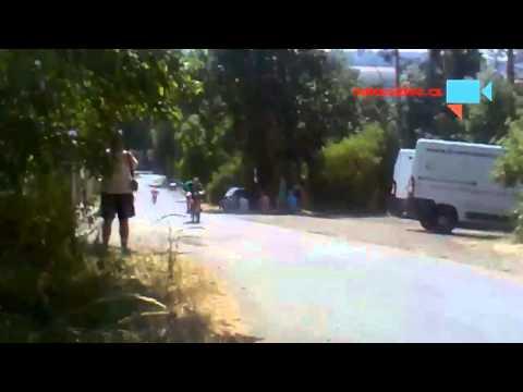Závody mopedů do vrchu