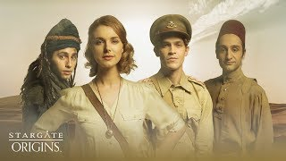 VIDEO: STARGATE ORIGINS – Teaser Trailer
