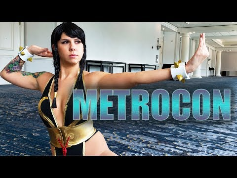 Metrocon 2018 - Part 1 - The Cosplay Experience