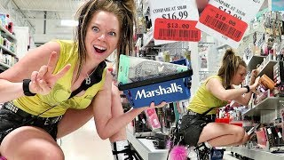 CLEARANCE MAKEUP SHOPPING at Marshalls! *THE TRUTH* by GRAV3YARDGIRL