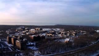 Health Sciences Center January 25, 2016