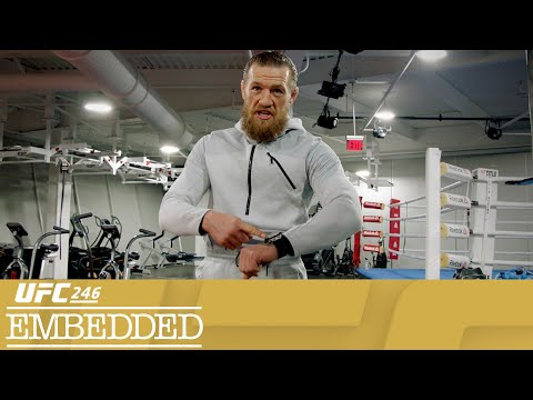 UFC 246 Embedded: Vlog Series - Episode 5