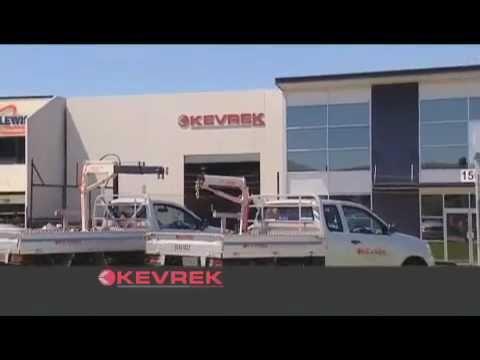 Truck Mounted Cranes | Kevrek