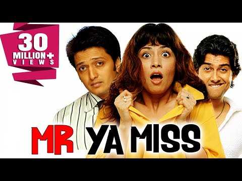 Mr Ya Miss (2005) Full Hindi Comedy Movie | Riteish Deshmukh, Aftab Shivdasani, Antara Mali