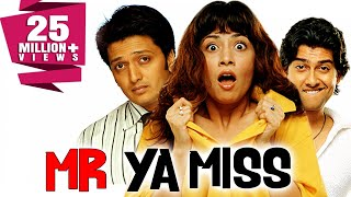 Video Mr Ya Miss (2005) Full Hindi Comedy Movie   Riteish Deshmukh, Aftab Shivdasani, Antara Mali MP3, 3GP, MP4, WEBM, AVI, FLV Januari 2019
