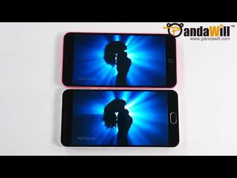 MEIZU M1 Note & MEIZU M2 Note   - Comparison Video