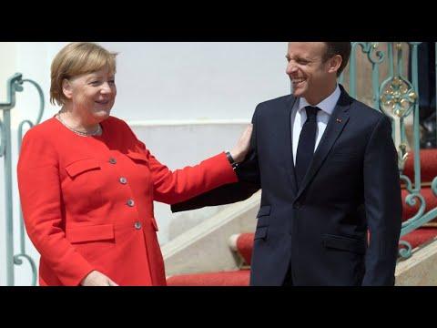 Macron gibt Merkel Rückendeckung im Asylstreit