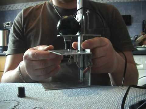 Как сделать зеркало козырева своими руками