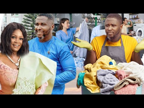 From Roadside Dry cleaner To Billionaire Husband  Season 1&2 - Chizzy Alichi  2021 Latest  Movie
