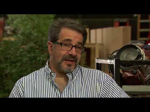 Tony DeRosa Grund - Interview Tony DeRosa Grund (Anglais)
