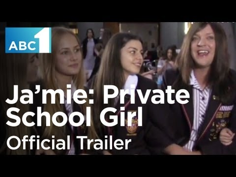 Ja'mie: Private School Girl: Official Trailer (ABC1)