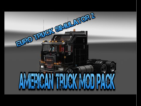 American Truck Pack  1.15.x &1.16.x