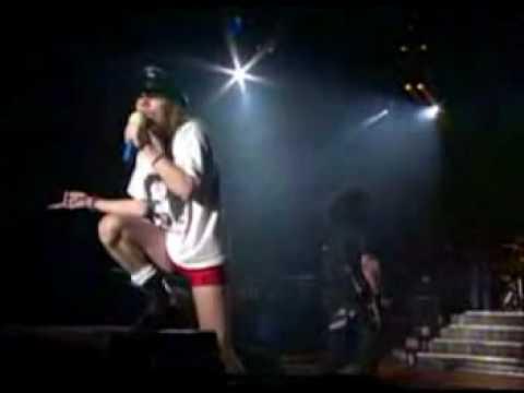 Tekst piosenki Guns  N' Roses - Anything Goes po polsku