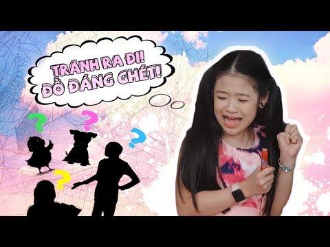 """""""Bà Nội Thiên Hạ"""" Lam Chi cũng có lúc sợ hãi thế này???   SML - Thời lượng: 36 phút."""