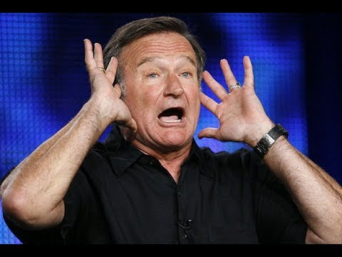 Robin Williams - World's Best Comedians - Biography Documentary Films