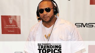 Timbaland Hated Lifetime's Take On Baby Girl Aaliyah's Biopic - Better Tell Somebody