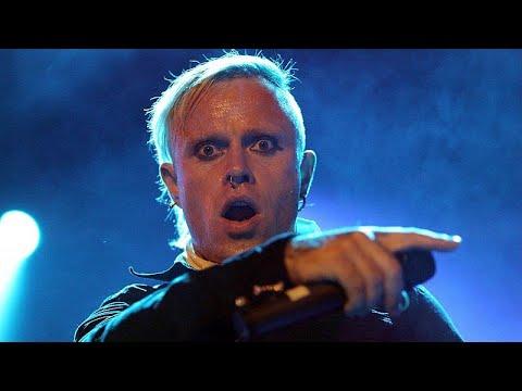 Αυτοκτόνησε ο τραγουδιστής των Prodigy, Keith Flint