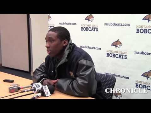 DeNarius McGhee Interview 11/5/2013 video.
