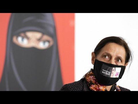 Les Suisses vont interdire le port de la burqa et du niqab