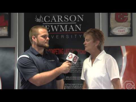 Carson-Newman Tennis: Jean Love Post Bellarmine 3-18-16
