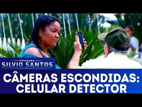 Celular Detector | Câmeras Escondidas (20/05/18)