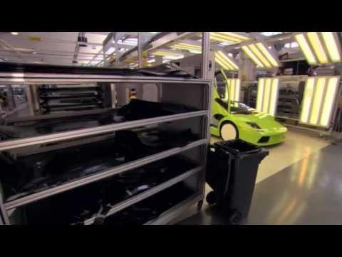 Rides - Lamborghini Factory HD 720p Eng
