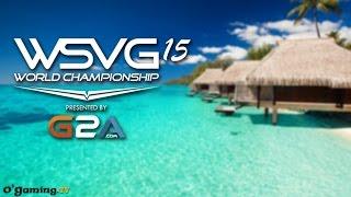 WSVG Maldives by G2A - 08/10/2015