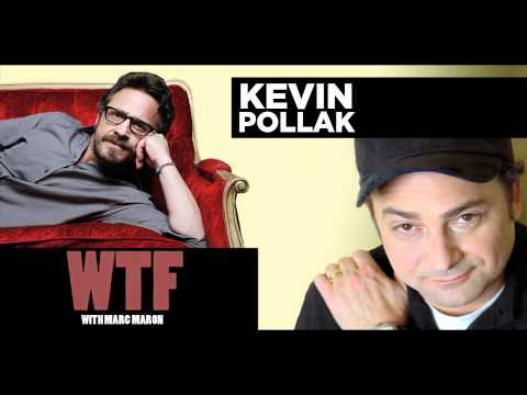 WTF - Kevin Pollak brings Christopher Walken on WTF