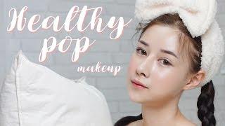 HOWTO : Healthy pop แต่งหน้าสุขภาพดี๊ดี | ndmikkiholic ♡ full download video download mp3 download music download